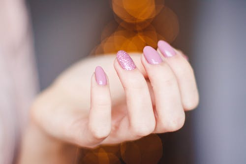 nude nail designs